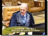 STF. Ministro Menezes Direito. Voto na ADI 3644. Princípio da Separação dos Poderes e da Simetria.